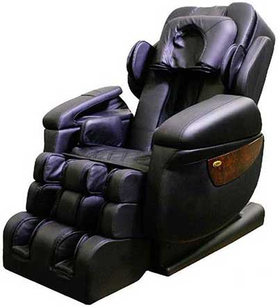 Best Massage Chair Luraco i7 Sample -Chair Institute