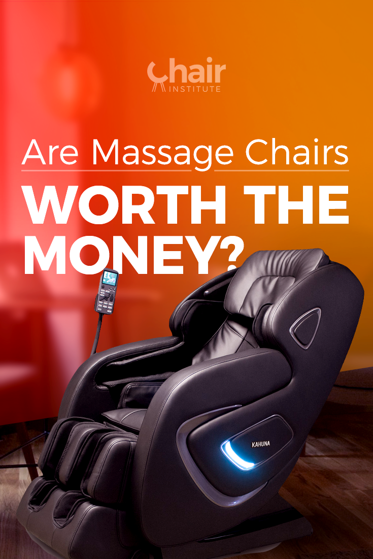 The number one question somebody looking to own a massage chair asks... Are massage chairs worth the money? Find the answer here.