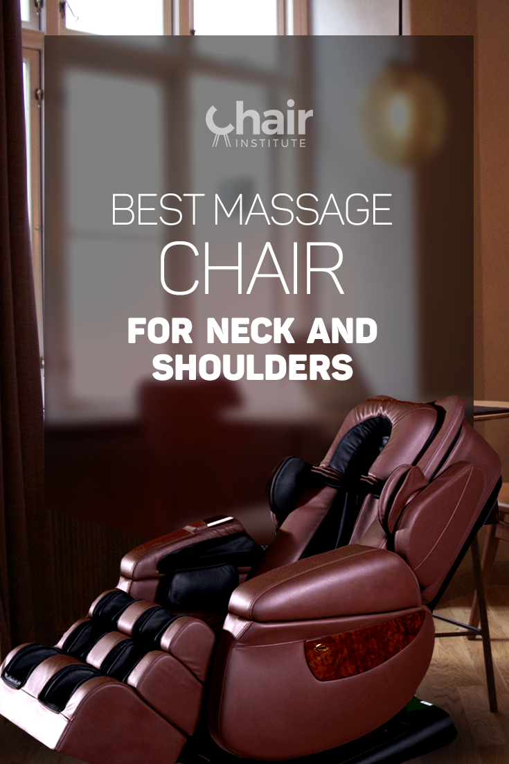Tired of your typical neck massager and massage pillows? Check out our top pick for the best massage chair for neck and shoulders for a change.