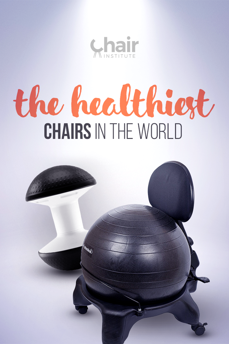 Do you sit on your chair for long periods of time? Then, check out the top trending healthiest chairs in the world and start changing this unhealthy habit.