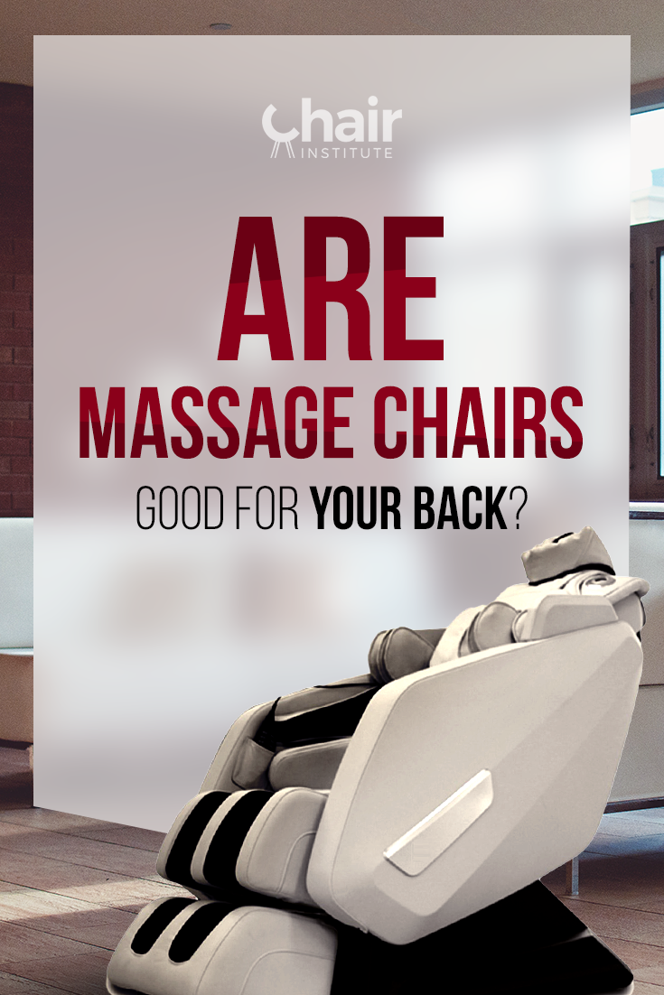Are massage chairs good for your back? This is a question many massage enthusiasts ask when considering buying a massage chair to solve their back problems.