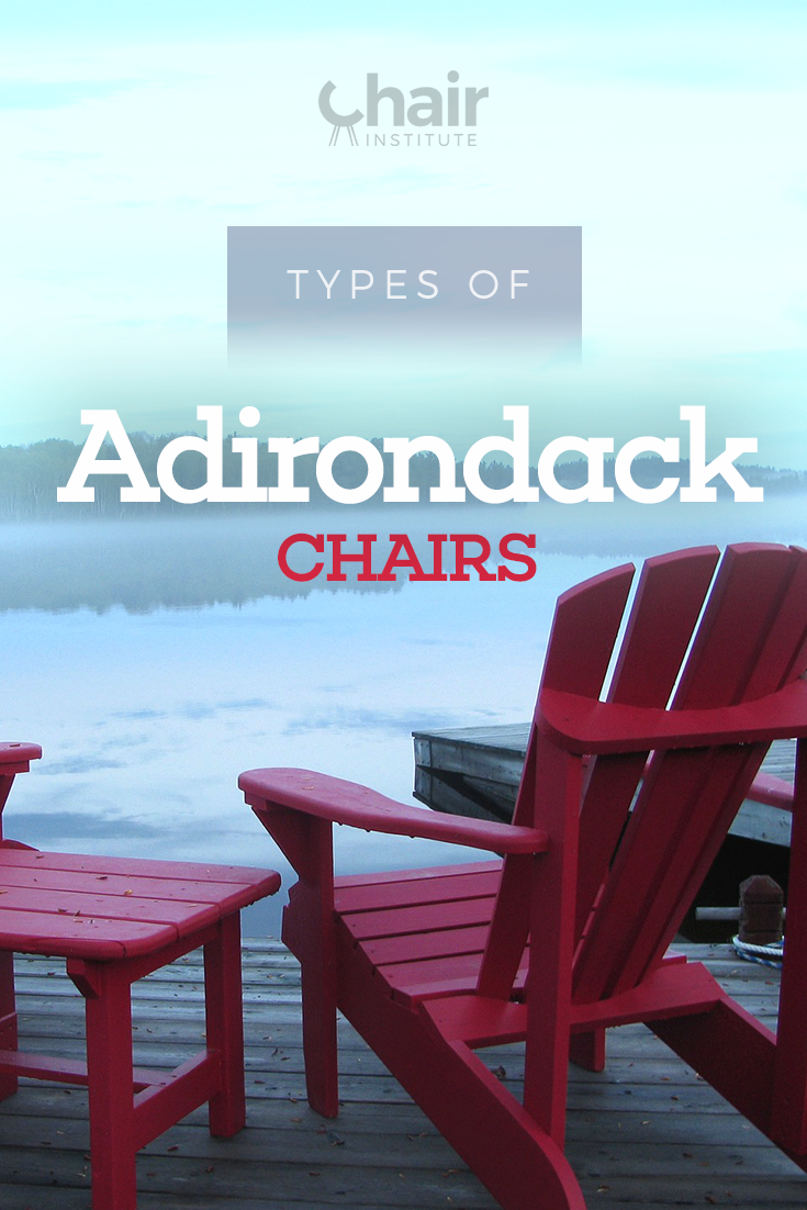 Why choose an Adirondack chair for your outdoor furniture? Find out here and learn about its origin as well as its variations.