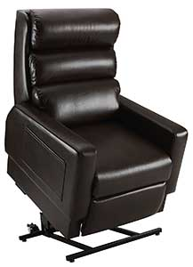 An Image Of Cozzia MC 520 Recliner Chair For Best Power Lift Recliner  Reviews