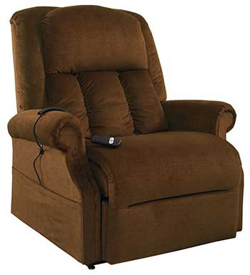 An Image Of Mega Motion Easy Comfort Recliner Chair For Best Electric Lift  Recliner Chair