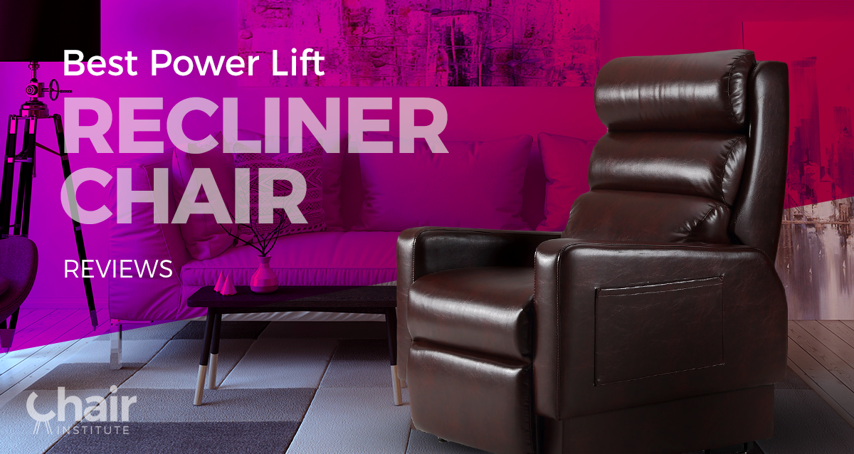 Best Power Lift Recliner Chair Reviews Ratings March 2019