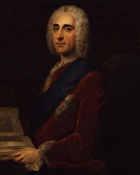 An Image of Philip Stanhope, 4th Earl of Chesterfield