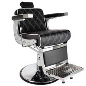 An Image of Koken Barber Chair