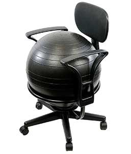 CanDo Ball Office Chair Review & Buyer\'s Guide 2019