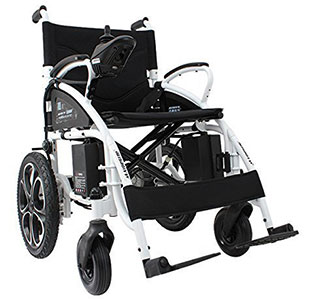 An Image of Culver Electric Wheelchair for Types of Electric Chairs