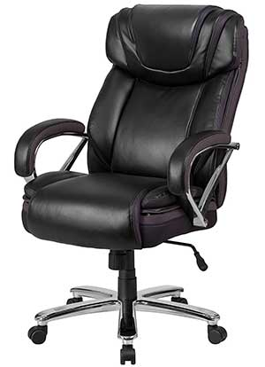 An Image Sample Of Flash Furniture HERCULES Series Big And Tall Chair