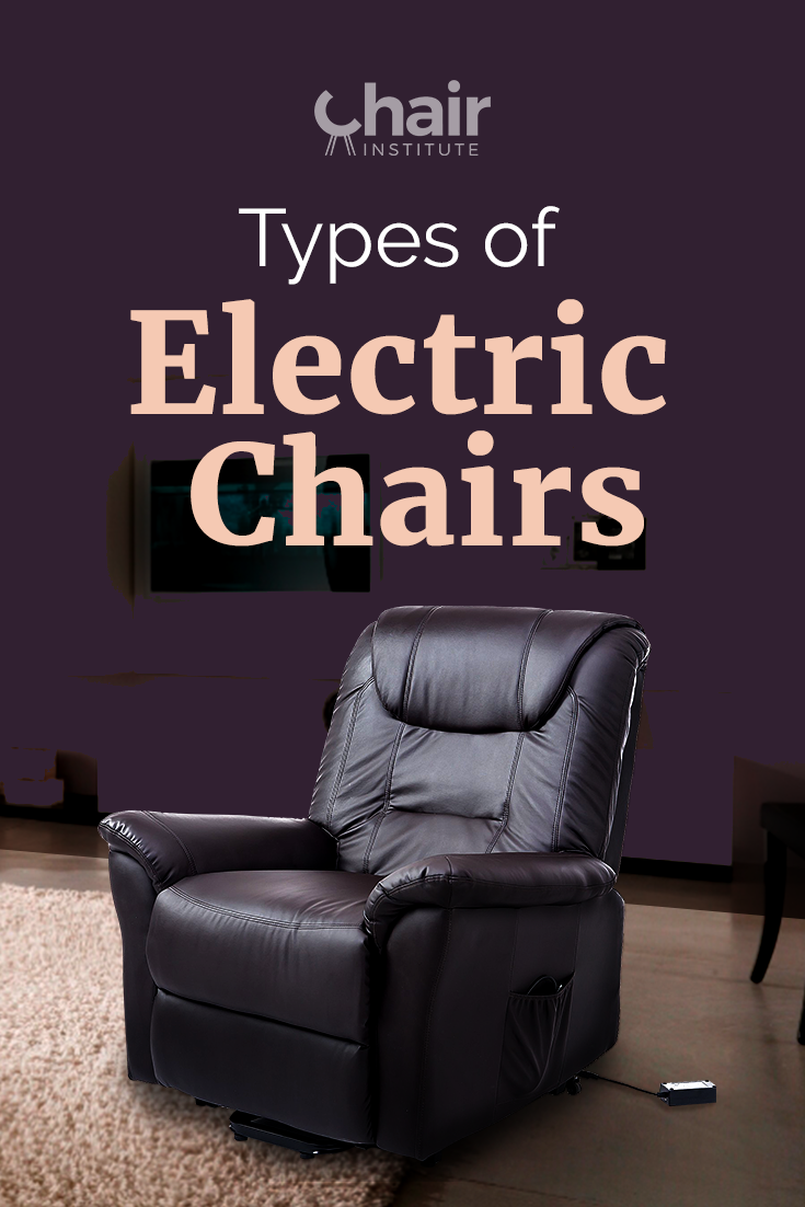 Electric chairs can refer to motorized wheelchairs, power recliners, or even massage chairs. Check out all the types of electric chairs!