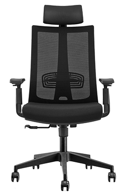 An Image Sample of CMO Mesh Ergonomic High-Back Chair