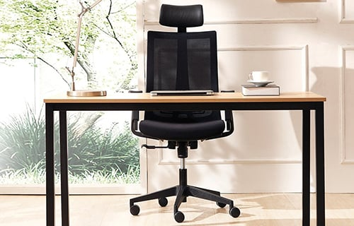 An Image Sample of CMO Mesh Ergonomic Office Chair for Office Decoration