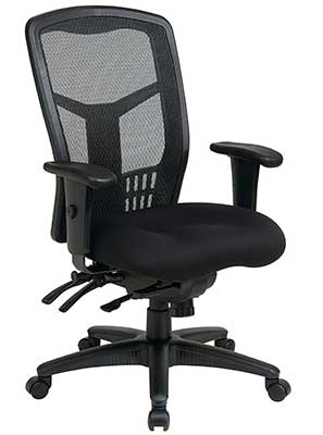 Office Star Managers Chair Features