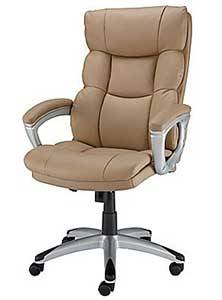 Staples Burlston Luxura Managers Chair Review December 2019