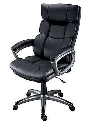 Staples Burlston Luxura Managers Chair Review 2021