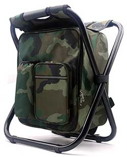 Backpack Cooler Stool
