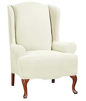 An Image Sample of Wing Chairs: Two