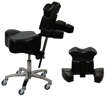An image of Ergonomic Tattoo Stool
