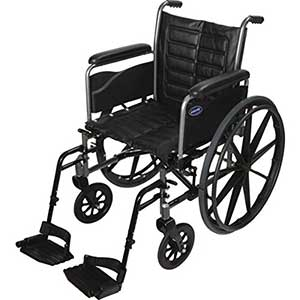 An Image Sample of Invacare Wheelchair for Difference Between Wheelchair and Transport Chair
