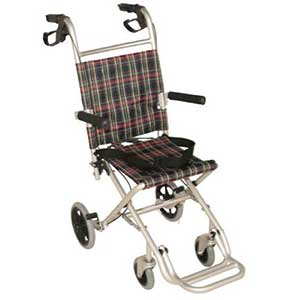 An Image Sample of Pediatric Transport Chair for Difference Between Wheelchair and Transport Chair