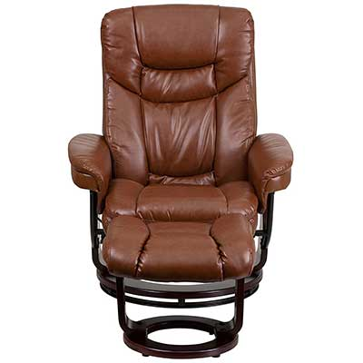 Flash Furniture Vintage Recliner Chair