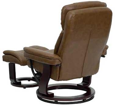 Flash Furniture Vintage Recliner Review, Flash Furniture Recliner Reviews
