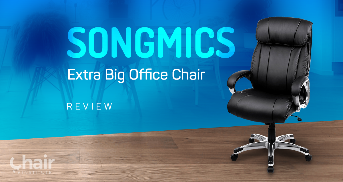 songmics extra big office chair review rating august 2018