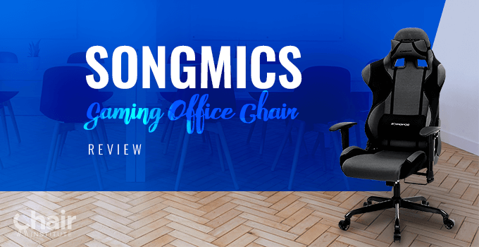 songmics gaming office chair review august 2018