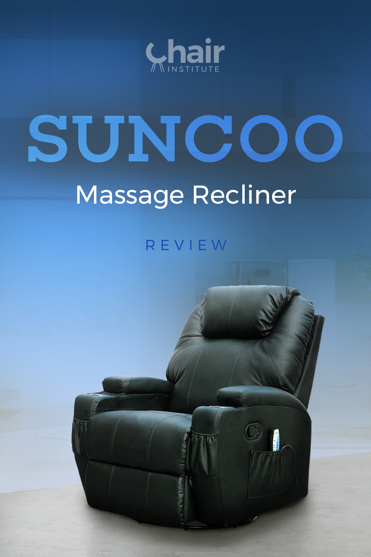 A great easy chair with plenty of features to match. Find out if it exceeds our expectations in our full SUNCOO Massage Recliner review!