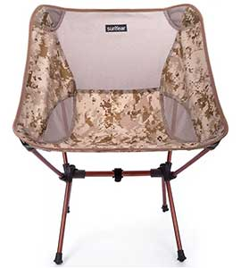 Sunyear Compact Folding Cameo Chair Review Camo - Chair Institute