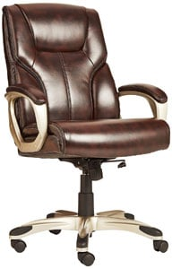 AmazonBasics High-Back Executive Chair Review & Guide 2019