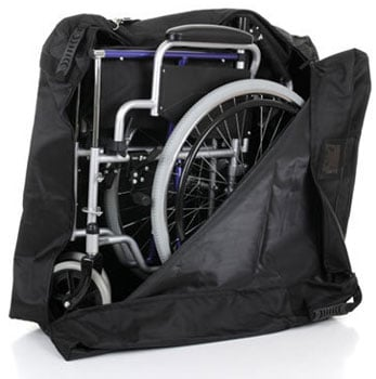 An Image Sample of the Old-fashioned Way Transport Bag