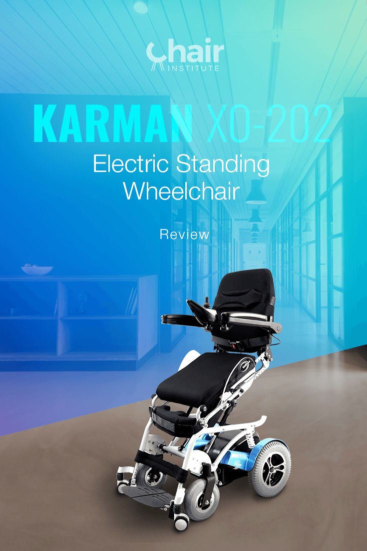 Don't miss our in-depth review of the Karman XO-202 Electric Wheelchair.  This model is just amazing and does just about everything! @KarmanHC