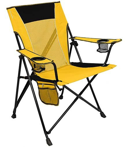 Kijaro Dual Lock Portable Camping Chair Review October 2019