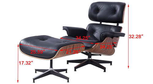 Admirable Mecor Lounge Chair With Ottoman Review And Buyers Guide 2019 Dailytribune Chair Design For Home Dailytribuneorg