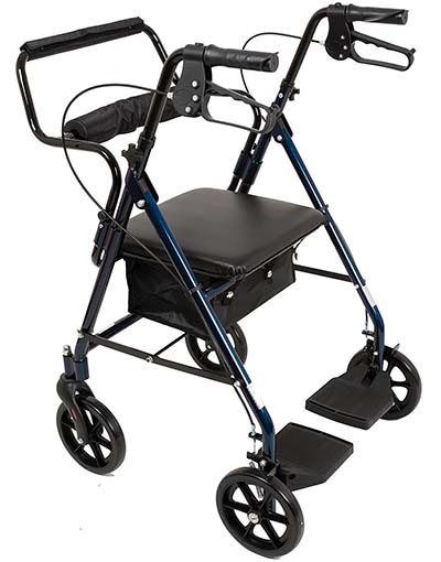 Probasics Transport Rollator Review Ratings