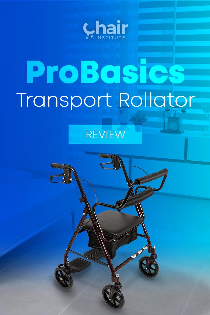Probasics Transport Rollator Review Amp Ratings December 2019
