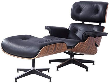 A Right View Image of Best Lounge Chair for Posture: Mecor Lounge Chair, by Mecor