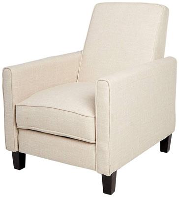 Best Ing Davis Recliner Club Chair, Club Chair Recliner Fabric