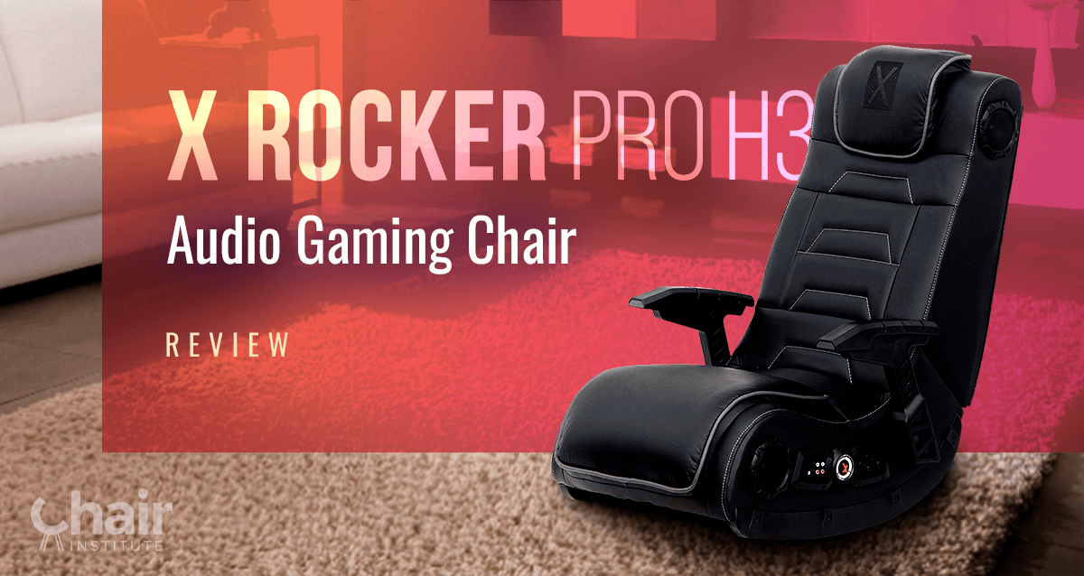 X Rocker 51259 Pro H3 4 1 Review Gaming Chair Ratings 2019