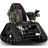 An Image of Best Wheelchairs for Outdoors: Action Trackchair