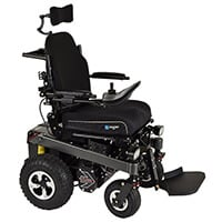 An Image of Best Wheelchairs for Outdoors: Bounder Off Road All Terrain