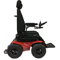 An Image of Best Wheelchairs for Outdoors: Extreme X8