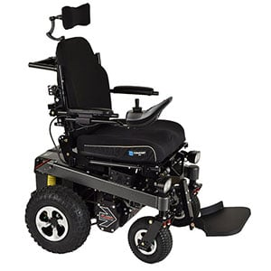 Bounder Power Wheelchair BOUNDER Plus_All-Terrain - Chair Institute