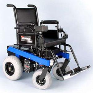 Bounder All Terrain Power Wheelchair Brand Review