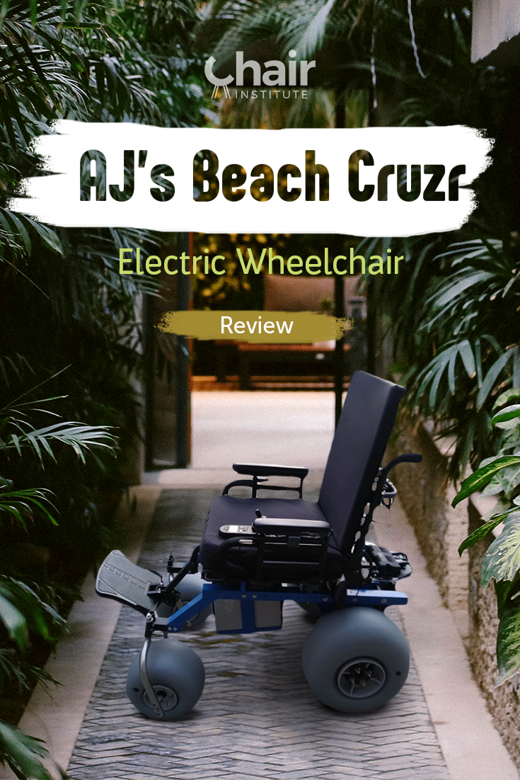 Don't miss our detailed review of AJs Beach Cruzr – a great, well-designed product offered by a tiny, innovative powerhouse!