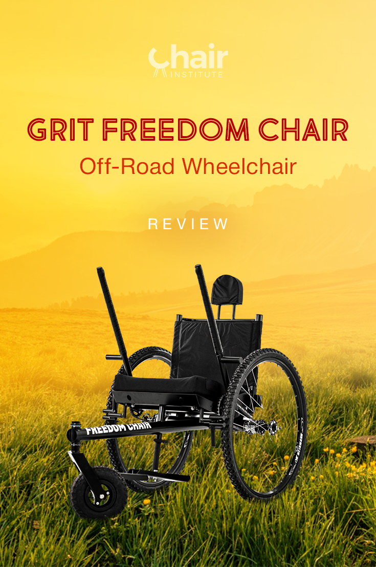 Grit Freedom Chair Off Road Wheelchair Review 2019