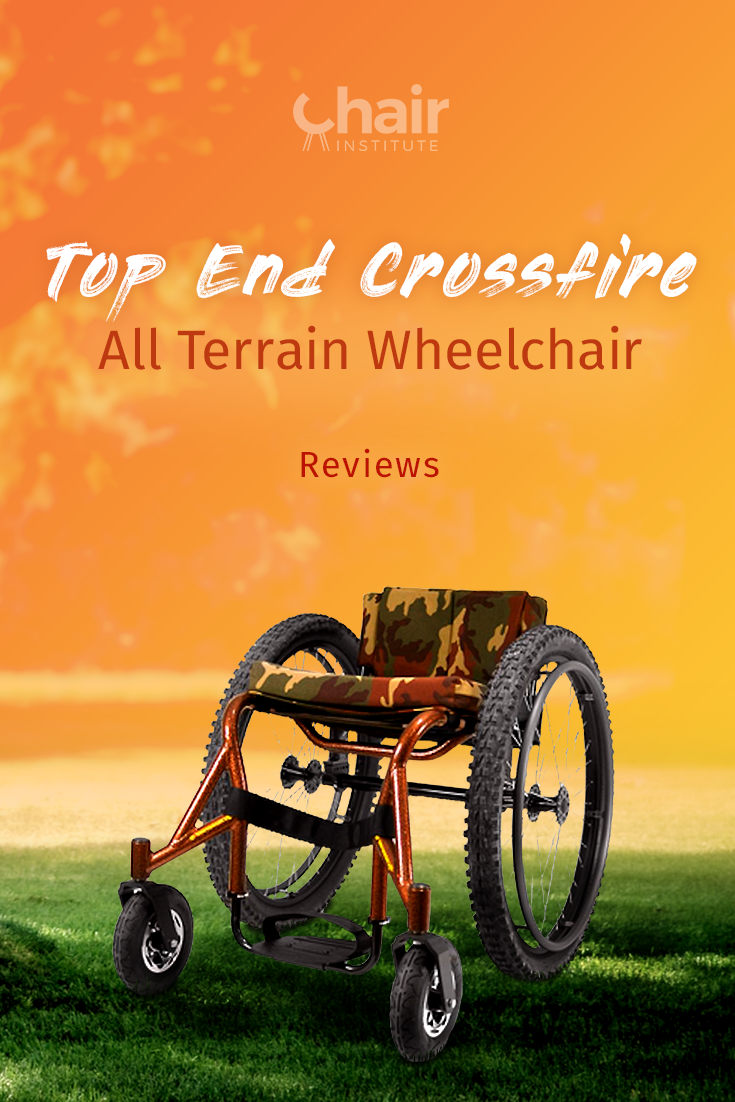 You won't want to miss our in-depth review of the Top End Crossfire All Terrain Wheelchair.  An exceptional, versatile chair offered by an industry leader. @InvacareCorp