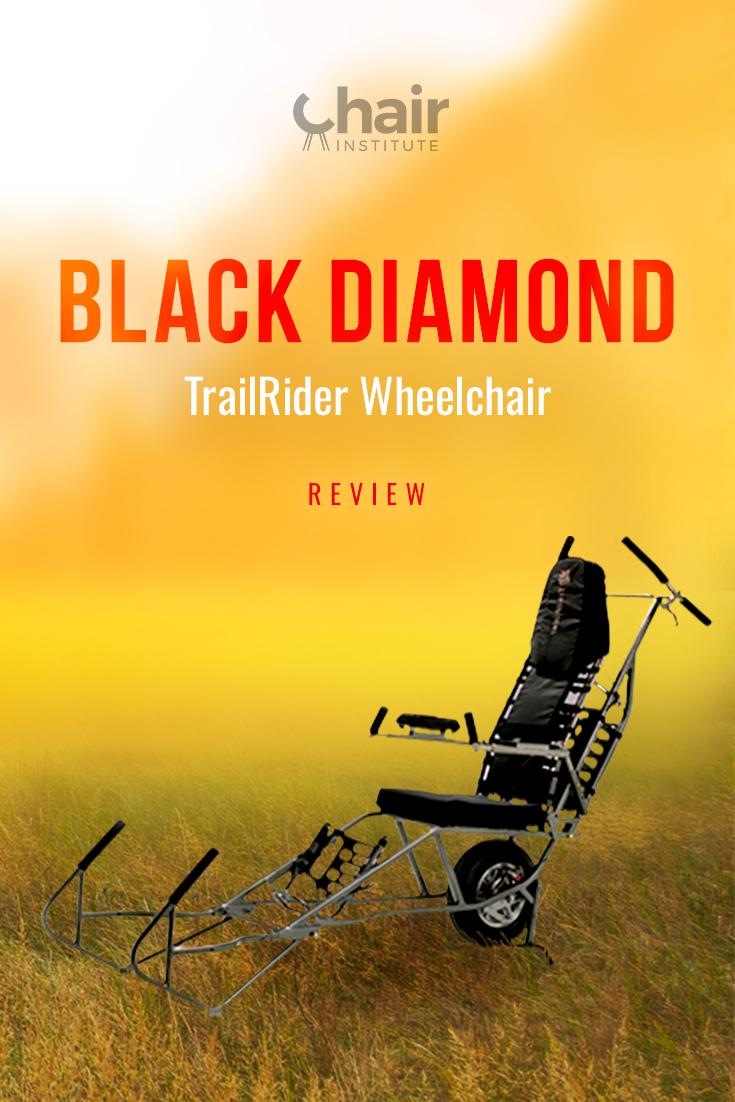 Don't miss our review of the Black Diamond TrailRider.  While not for everyone, this might be just the wheelchair you've been looking for! @DisabilityFdn